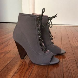 Givenchy Isabelle Marant BCBG Olive Lace Bootie 7